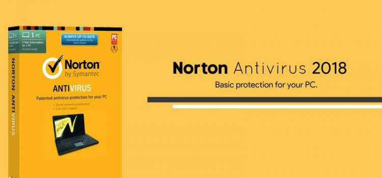 Norton Antivirus 2018