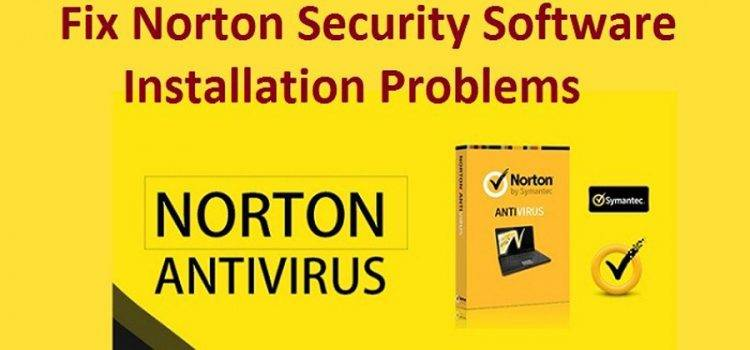 Norton Installation Problem