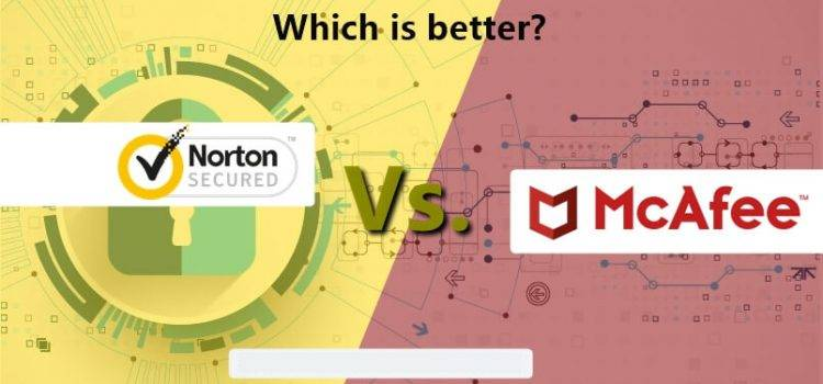 A Detailed Comparison of Norton and McAfee Antivirus