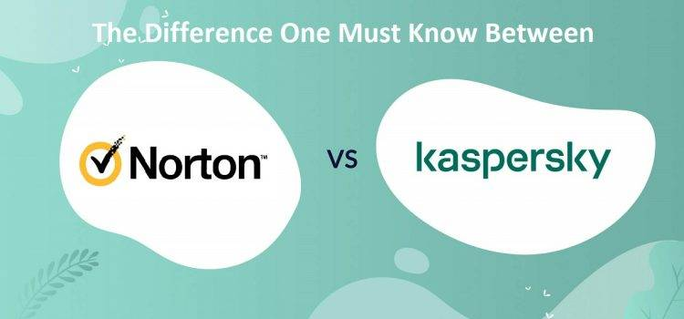 The Difference One Must Know Between Norton VS Kaspersky