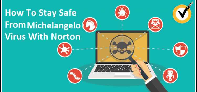 Protect Michelengelo with Norton
