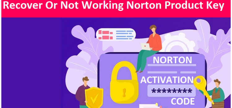 Norton Product Key Recovery